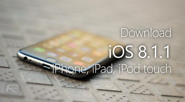 iOS 811 main