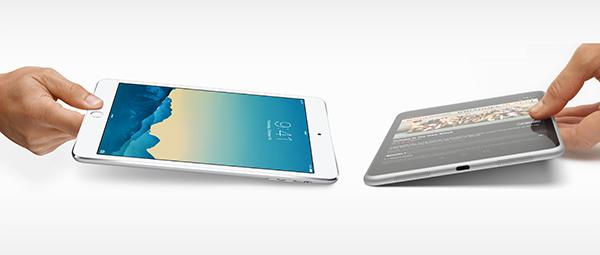 iPad mini N1 design