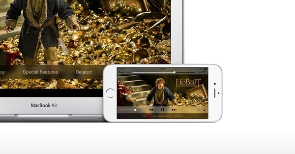iPhone movie