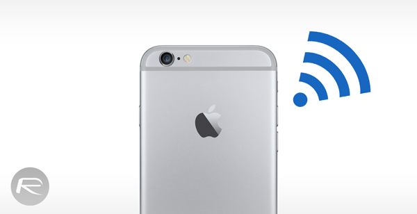 iPhone wifi main