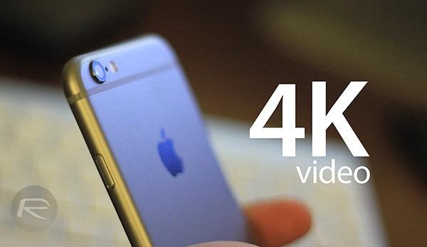 4K video main
