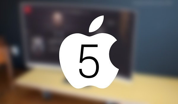 Apple 5 main
