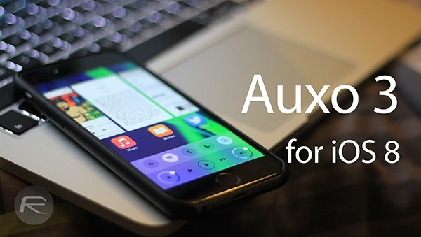 Auxo 3 iOS 8 main
