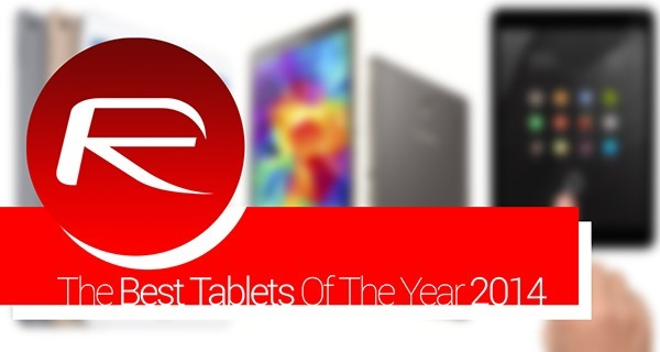 Best tablets 2014 main