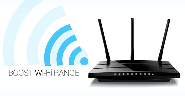 Boost wifi range main