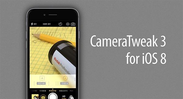 CameraTweak 3 main