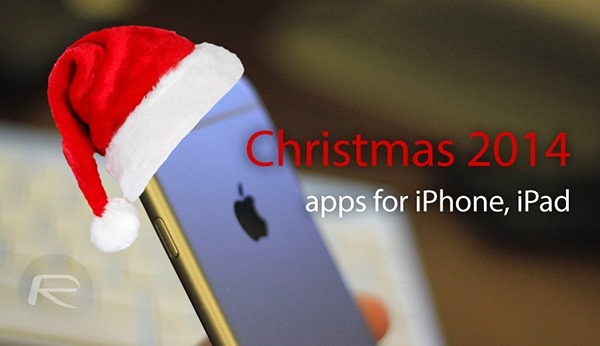 Christmas 2014 main apps