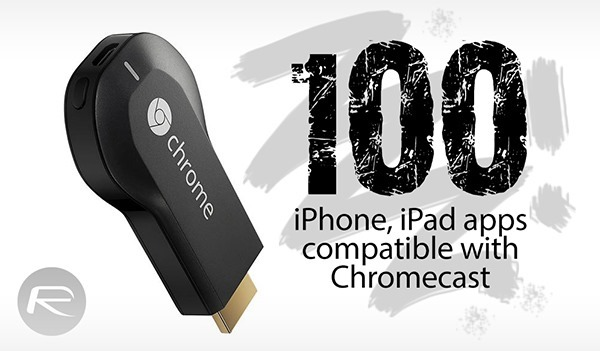 Chromecast 100 main