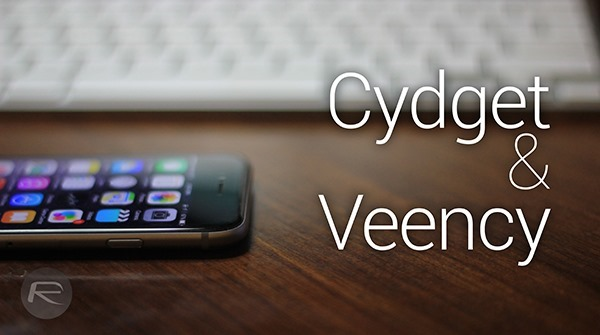 Cydget veency main