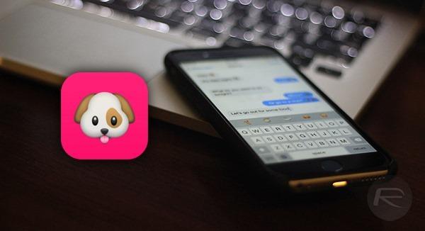 Emoji Type main