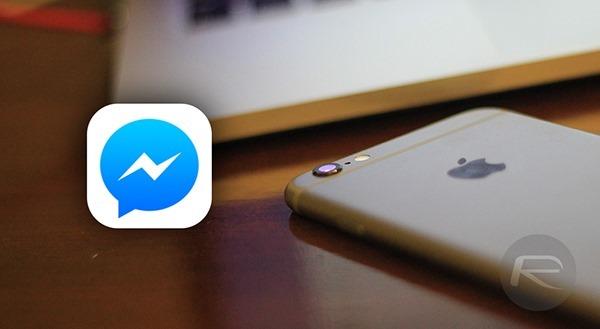 Facebook Messenger main