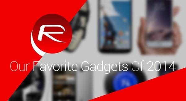Favorite gadgets 2014 main