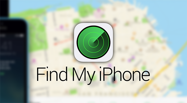 Find my iPhone main