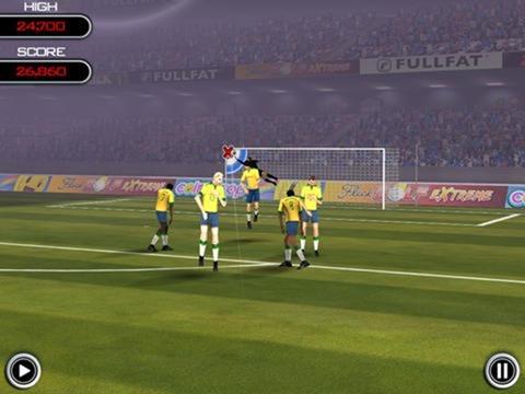 Flick Soccer HD
