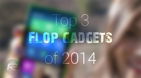 Flop gadgets 2014