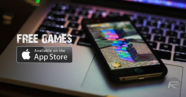 Free Games App Store main