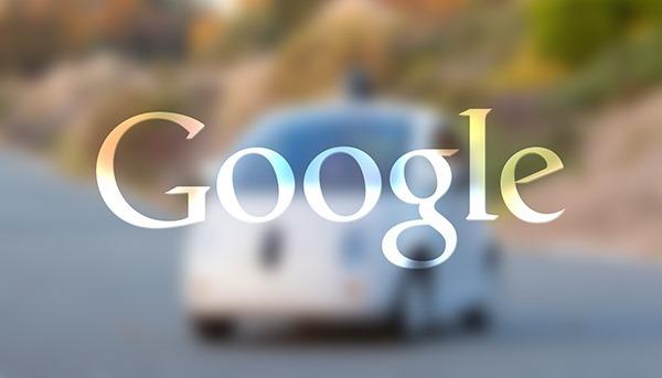 Google Car main