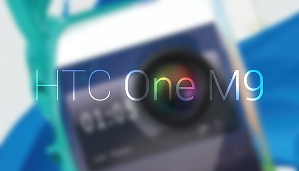 HTC One M9 new logo