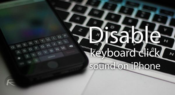 Keyboard Click main