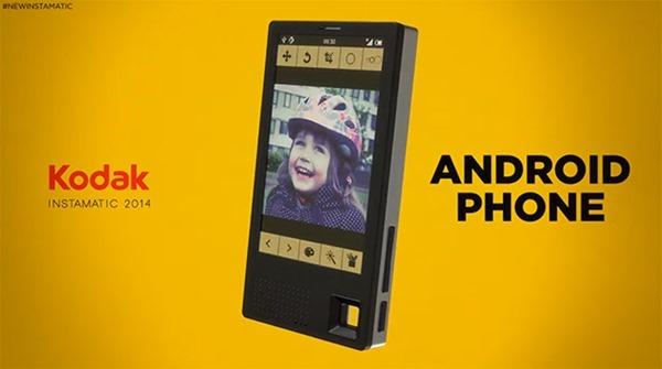 Kodak Android