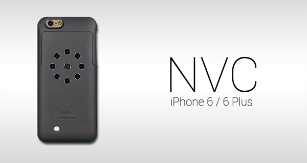 NVC for iPhone main