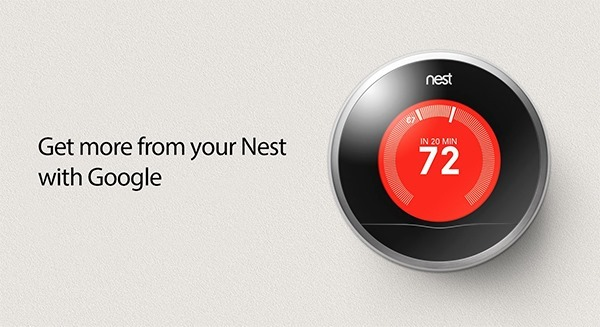 Nest Google main