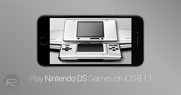 Nintendo DS games iOS main