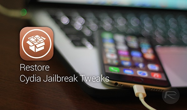 How To Restore Cydia Jailbreak Tweaks, Apps, Sources From A Backup