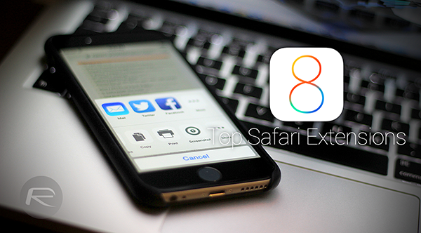 Ten Best iOS 8 Safari Extensions For iPhone And iPad To