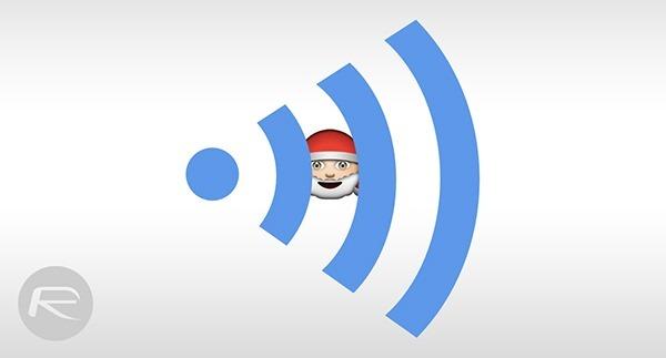 Santa emoji main