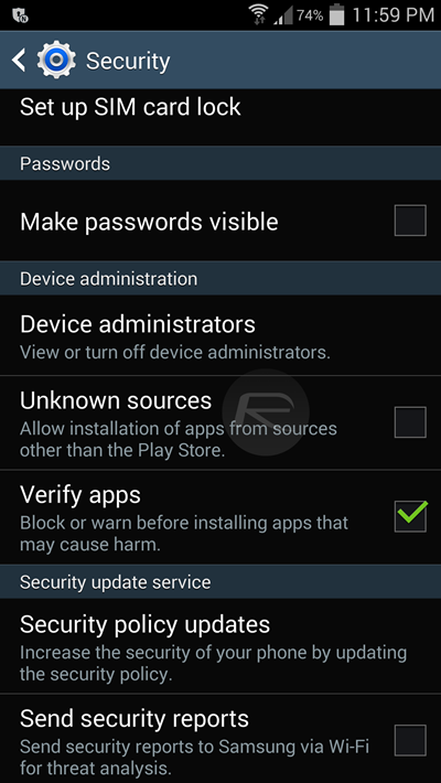 How To Check For Hidden Device Administrators On Android And