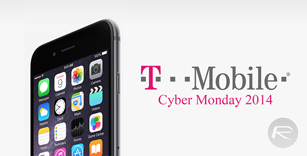 T-Mobile Cyber Monday 2014 main