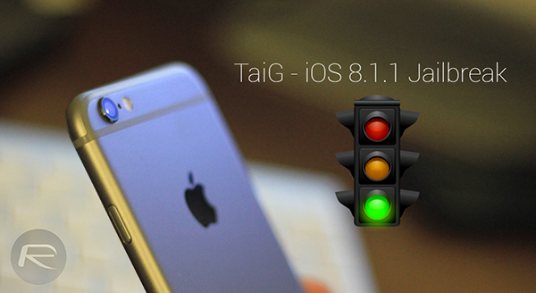 TaiG iOS 811 green light