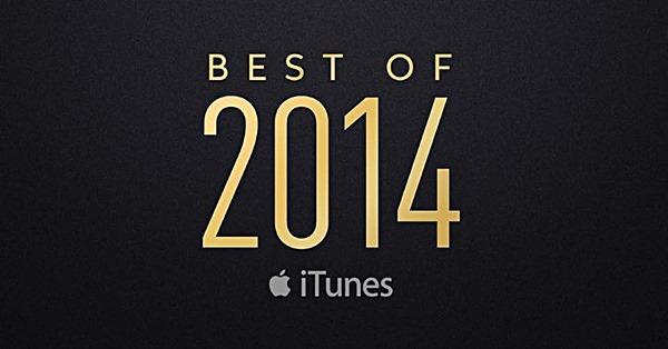 best of 2014 iTunes main