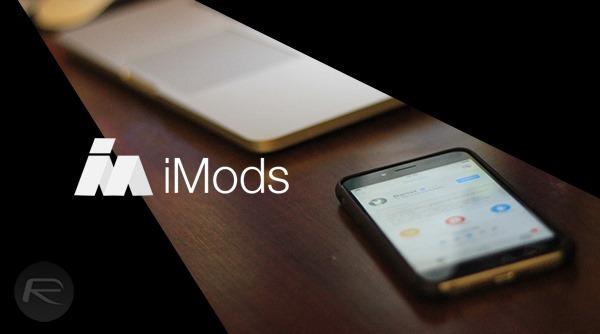 iMods main