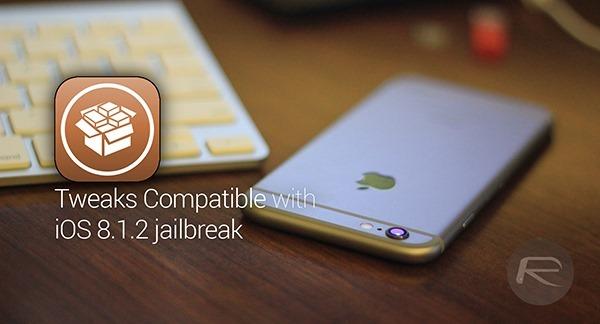 iOS 812 jailbreak tweaks main