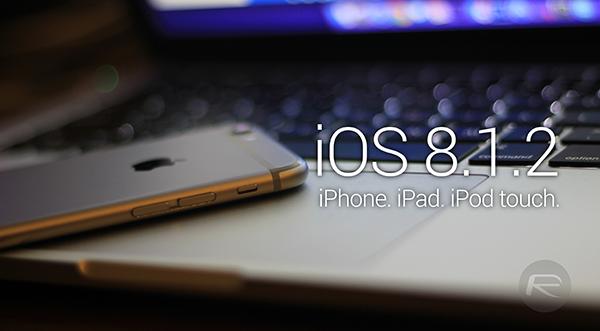iOS 812 main