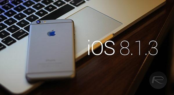 iOS 813 main