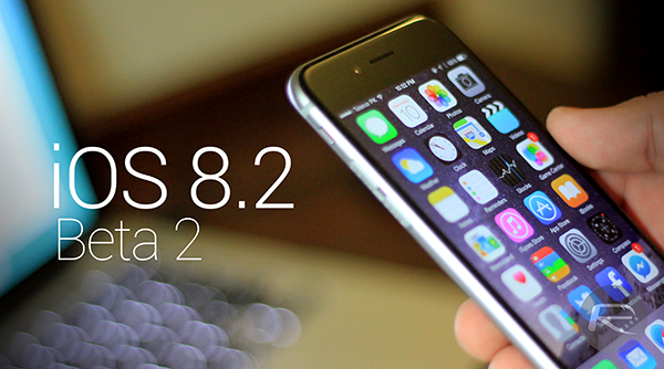 iOS 82 beta 2 main
