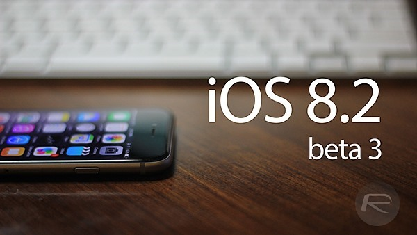 iOS 82 beta 3 main
