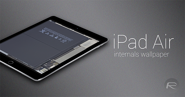 iPad Air internals main