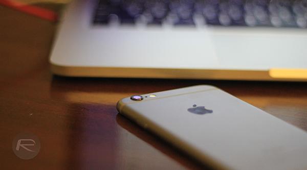 iPhone 6 MacBook Pro