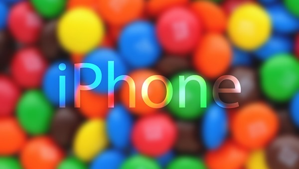 iPhone MnMs