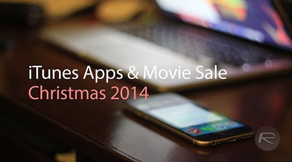 iTunes apps movie sale main