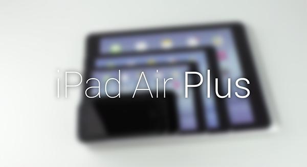 ipad air plus comparison