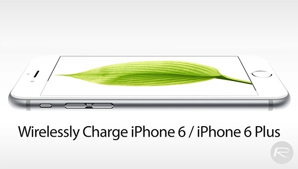 iphone 6 wireless charging