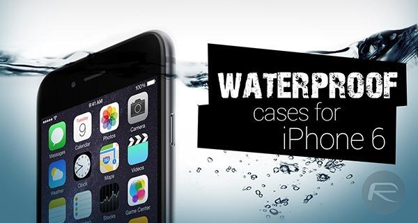 waterproof cases iPhone 6 main