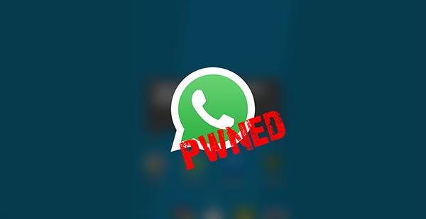 whatsapp pwned main