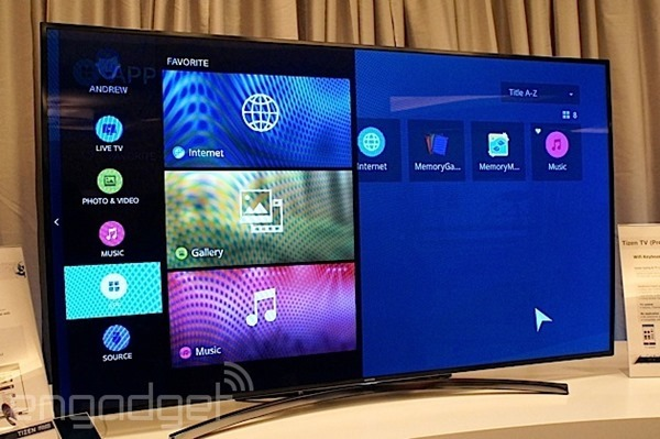 Samsung Is Going With Tizen OS For All Of Its Smart TV Lineup In