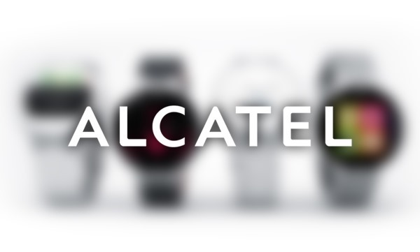 Alcatel Watch main logo